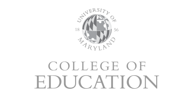 University of Maryland College of Education logo